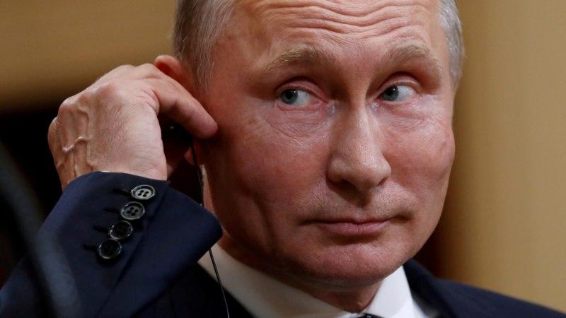Vene meedia on Putini esinemisega suurkohtumisel rahul