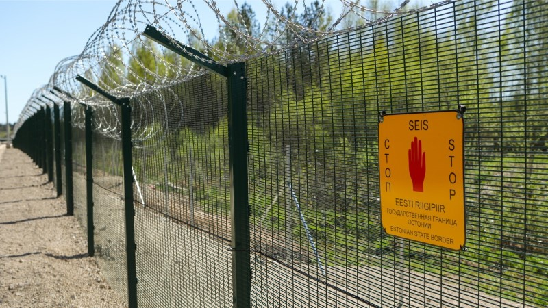 Riigikontrolör: piiriehituse otsustamiseks pole piisavalt informatsiooni