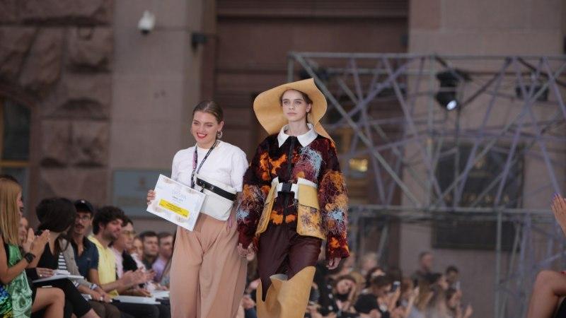 Euroopa ühe suurima noorte moedisainerite konkursi võitis eestlanna