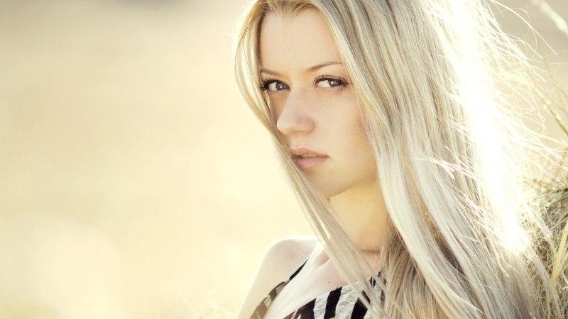 Kuidas kuumaga blonde juukseid kaitsta?