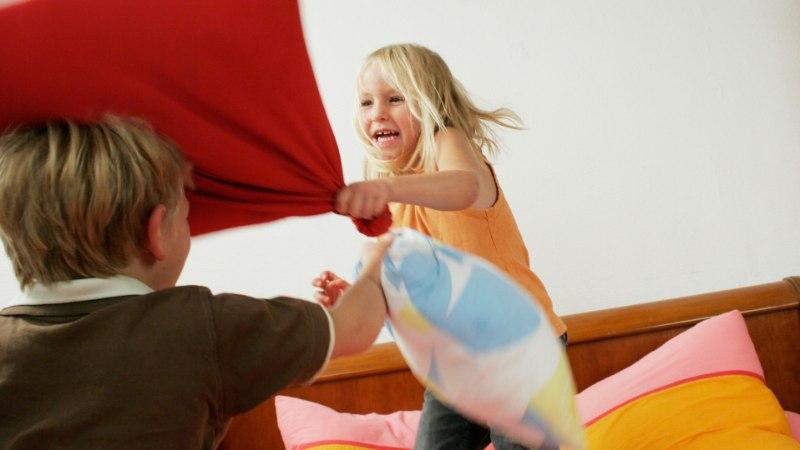 Suhkur teeb lapsed pööraseks: müüt või tõde?