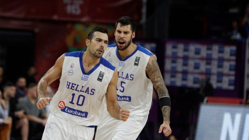 Kreeka peatreener: motivatsioon on kõrge, Eestit peab võitma!