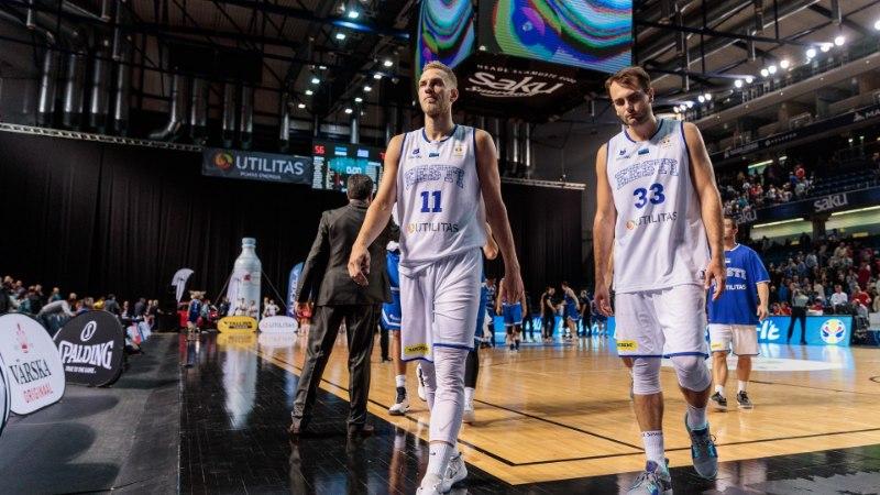 GALERII | Eesti koondis pidi lõpuks tunnistama tugeva Kreeka selget paremust