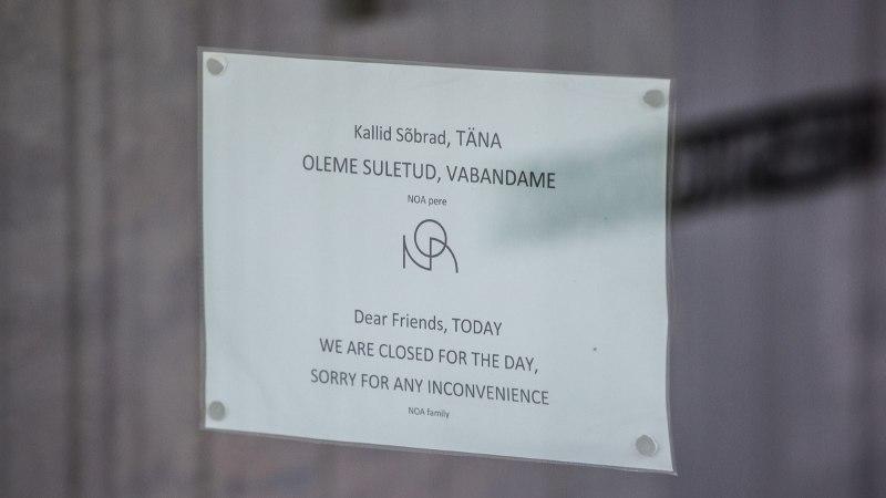 Пищевое отравление в таллиннском ресторане NOA: уже 14 человек в больнице