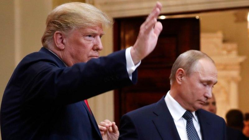 Trump kutsub Putini Ameerikasse