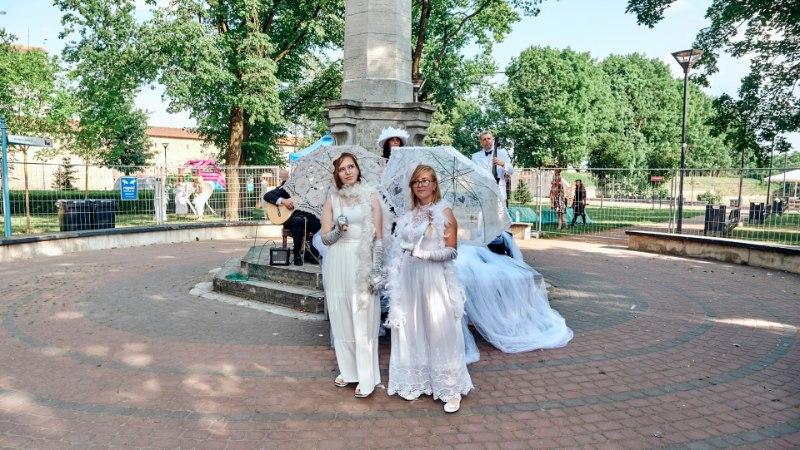 GALERII | Festivali Baltic Sun teisel päeval lummasid rahvast põnevad artistid Venemaalt, Rootsist ja Leedust