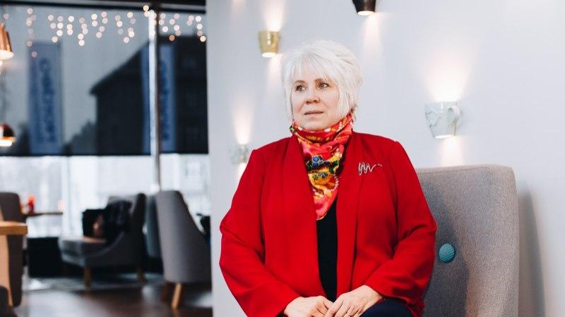 Marina Kaljurand: sain presidendikampaania jooksul poliitiku kiirkursuse