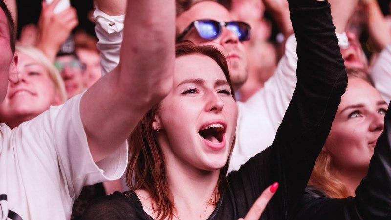GALERII | Positivuse teise päeva lõpetas võimsa kontserdiga The Prodigy