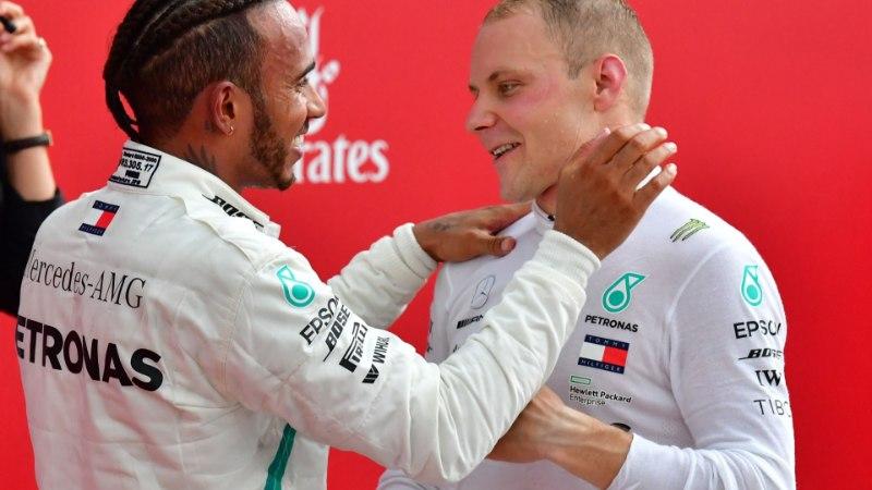 Miks ei lubanud Mercedese bossid soomlasel Hamiltoniga ausate vahenditega võidelda?