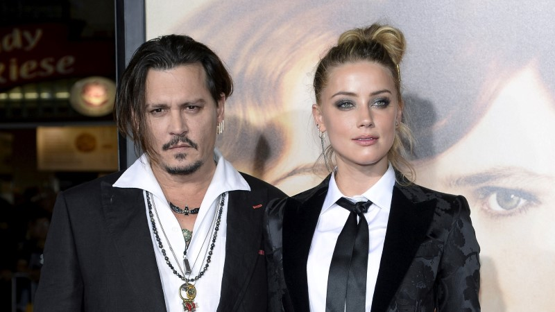 Johnny Depp süüdistab oma räbalas välimuses eksabikaasat