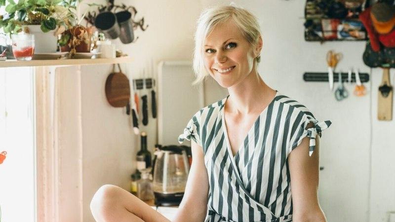Heidi Hanso õpetab tegema mädarõikahoidist