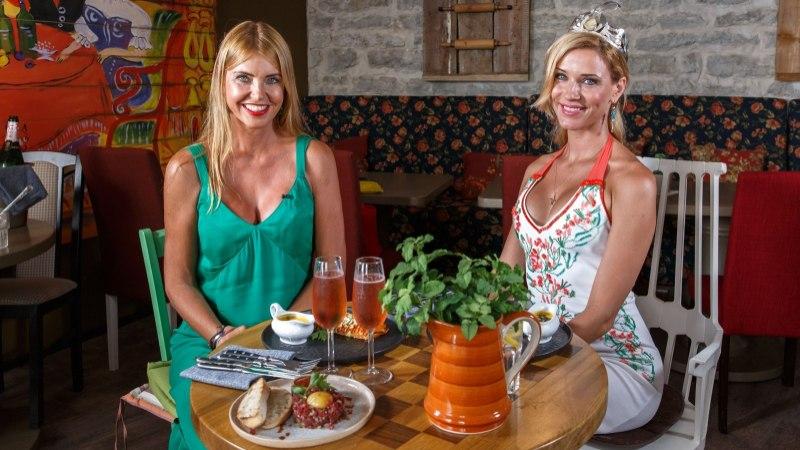 HOMMIKUSÖÖK STAARIGA | Missis Estonia 2018 Ithaka Mariaga suvist grillimenüüd mekkimas
