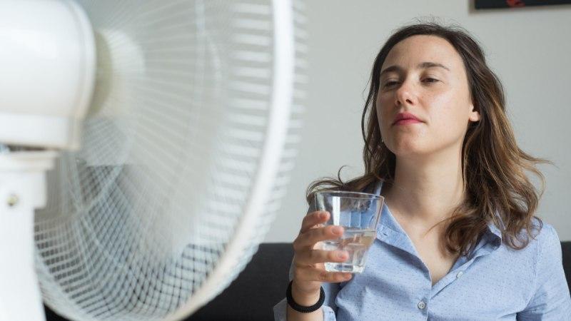 PUHU, TUUL! 6 tervisehäda, mida võib tekitada ventilaator
