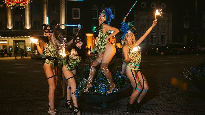 KUUM PEOGALERII | Babulja tähistas südasuve, kohal oli superstaar Venemaalt!