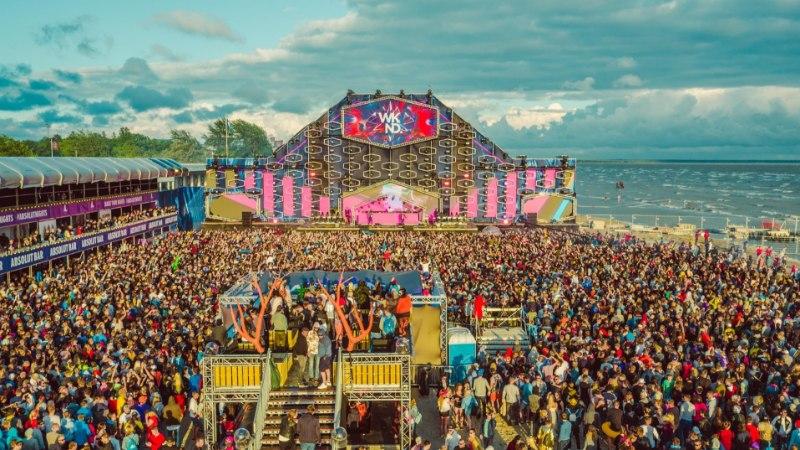Weekend Festival Balticu ajakava on valmis