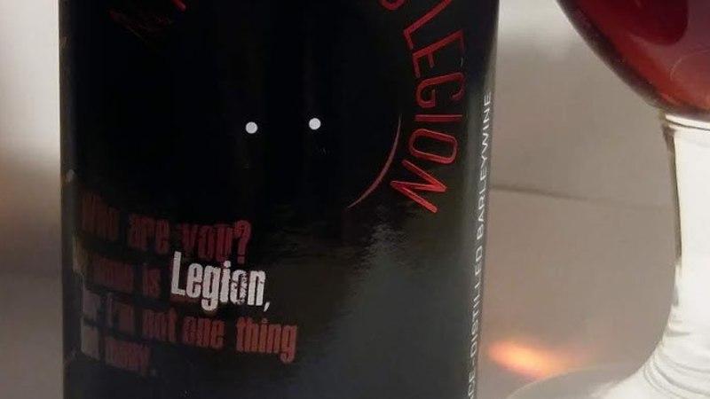 ÕLLEPÄEVIK: õllede suhtes rööbiti kulgev My Name Is Legion
