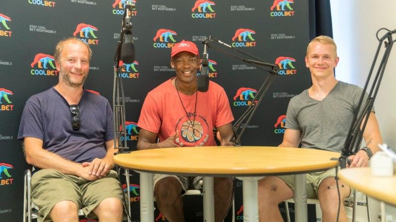 VIIES VEERANDAEG | Howard Frier: viie-kuue aastaga jõuab üks eestlane NBAsse