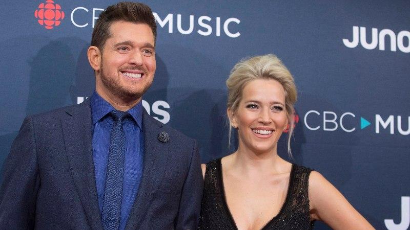 Michael Bublé ja tema naine said pärast poja vähivõitlust tütrekese!