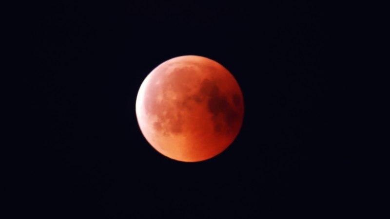 FOTOD | KAS TEADSID? Sajandi pikima kuuvarjutuse põhjustab Kuu asetus ja liikumistee