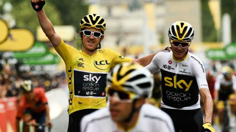 Tour de France'l jätkub brittide ülemvõim, Kangertil karjääri parim koht