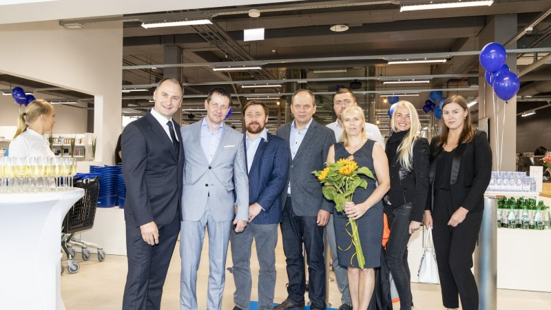 PILDID | Ilusad inimesed tähistasid uue ilumeka avamist Tallinnas