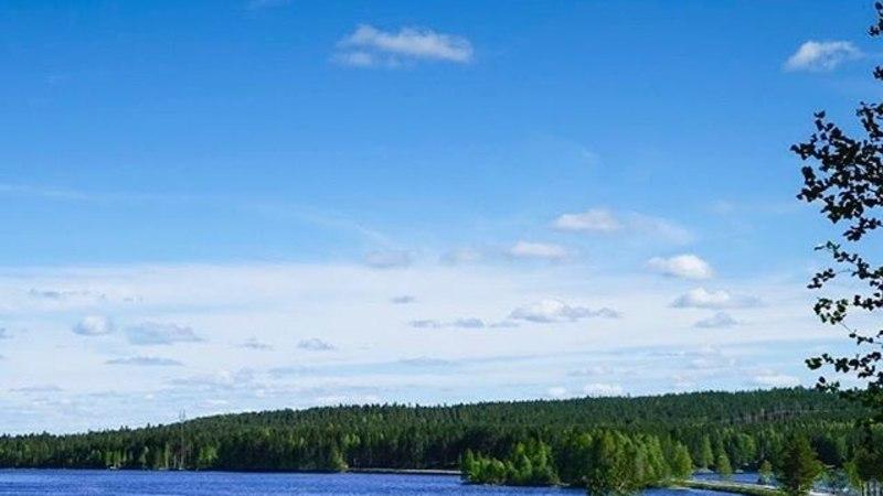 Rovaniemis kukkus alla väikelennuk