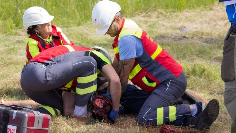 GALERII |  Eesti parim kiirabibrigaad töötab Tallinna kiirabis