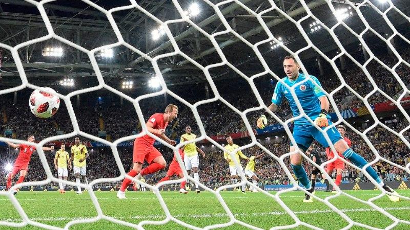 Inglismaa võit tähendab kuut Euroopa meeskonda MMi veerandfinaalis