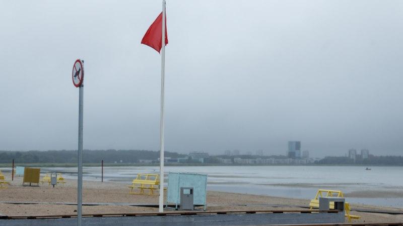 """""""Baywatch"""" Eesti moodi – vihma sajab ja mitte midagi ei toimu"""