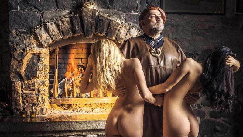Tauno Kangro: ka alastiolek on roll, mille peab väärikalt välja kandma