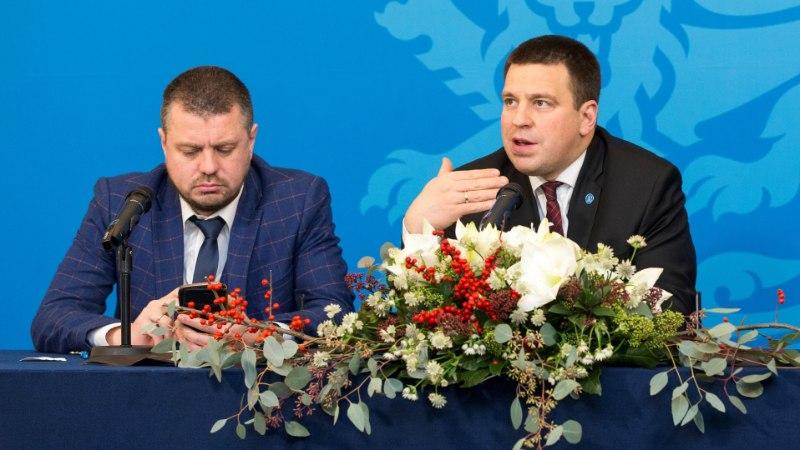 Ivo Rull | Tiksuva valitsuse jäme- ja peenhäälestustest