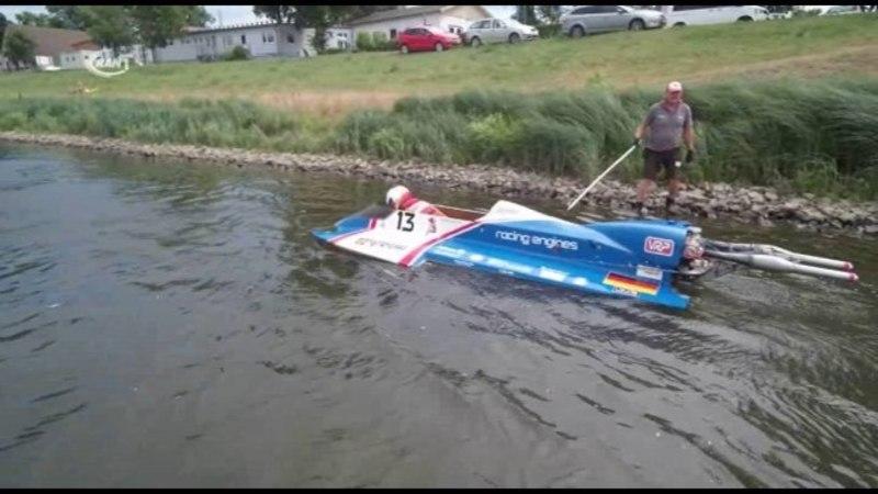 ÕUDNE! Harku järvel ränga õnnetuse teinud motosportlase seisund on kriitiline: sakslasel on kaelalülimurd