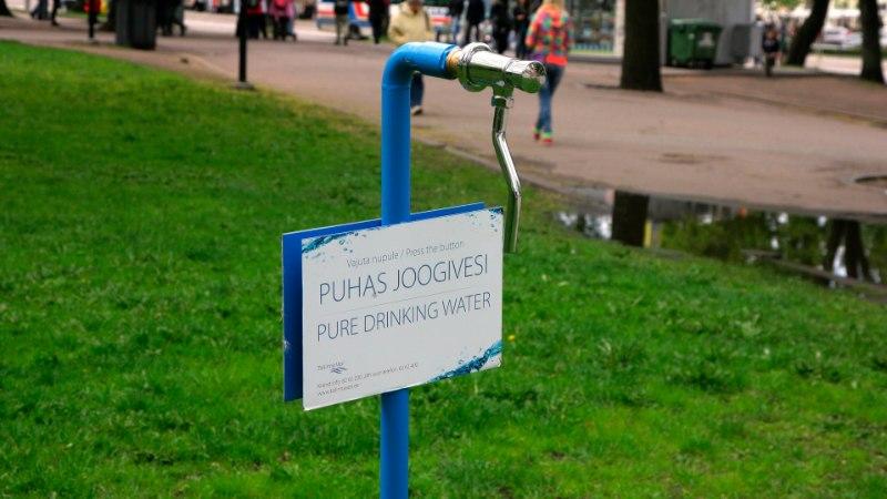 Seisukoht | Kust saab tasuta joogivett?