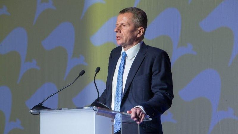 Jürgen Ligi Danske panga rahapesu kohta: minu ajal tehtud juhtimisvead ei ole tehtud minu süül