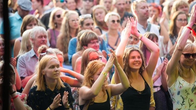 Viljandi pärimusmuusika festivali külastas 26 000 inimest