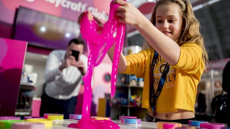 Laste seas populaarne mänguasi lima võib osutuda tervisele ohtlikuks