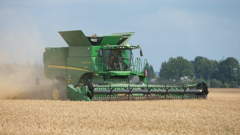 Erakordne põud pigistab põllumeest ja kergitab kodumaise toidukauba hinda