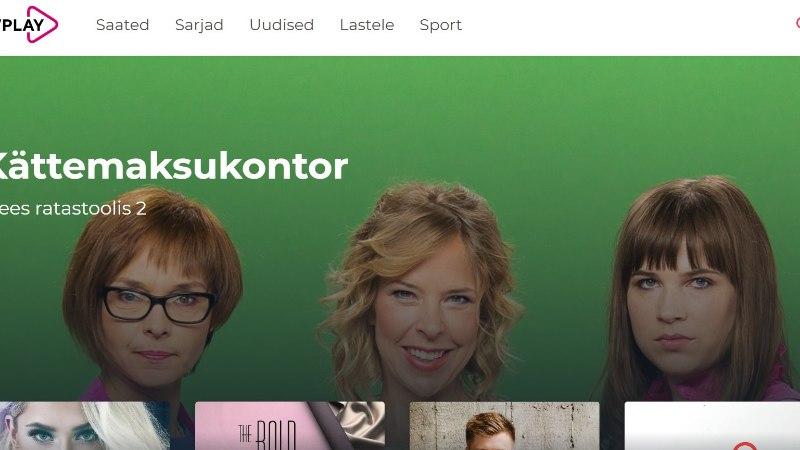 TÄHELEPANU, TELEVAATAJAD: TV3 Play videoplatvorm muutis nime