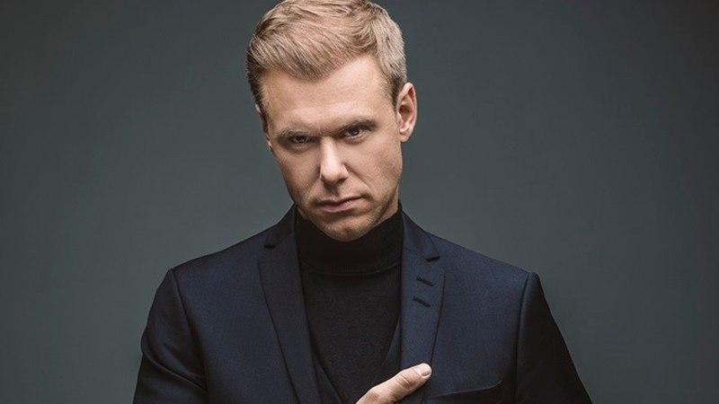Tantsumuusika sensatsioon Armin van Buuren teeb Õllesummeril lubatust pikema etteaste, kontsert algab varem!