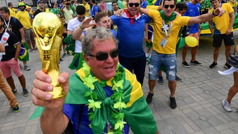 MMi STUUDIO   Suurturniir läheneb lõpule: kas tiitel on Brasiilia kaotada?
