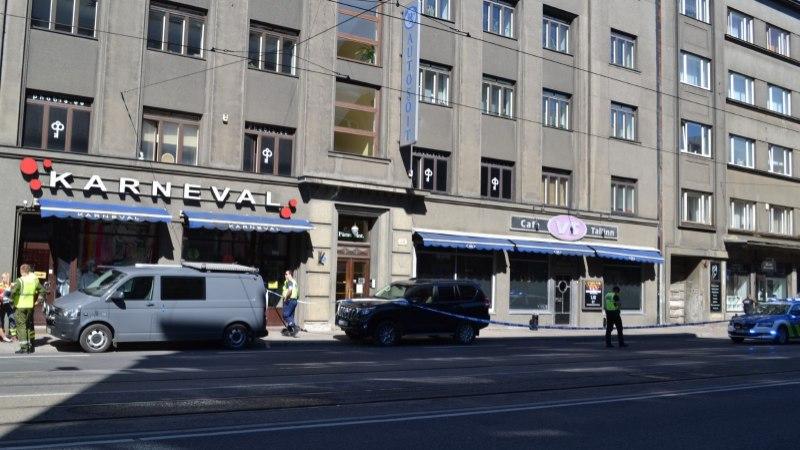 Taavi Sõnajala kaitsja: teda peksis neli inimest, tulirelv aitas tal kurijategijaid politsei tulekuni kinni pidada