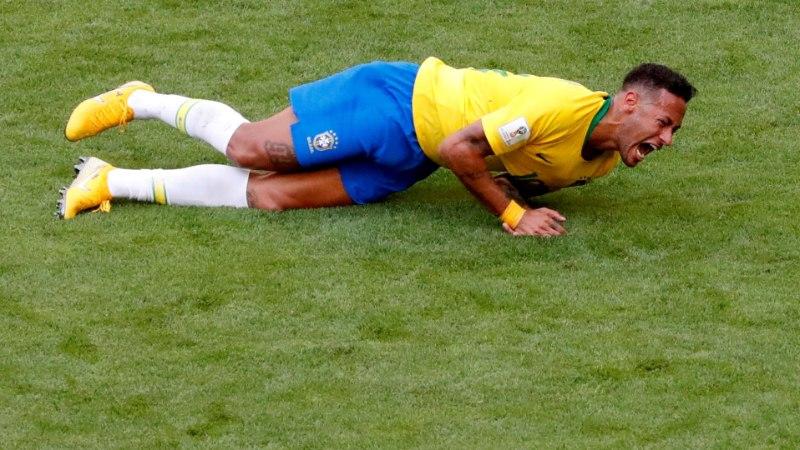 NII SEE JUHTUS | Jalgpalli MM: mida põnevat juhtus veerandfinaalide eelsel päeval?