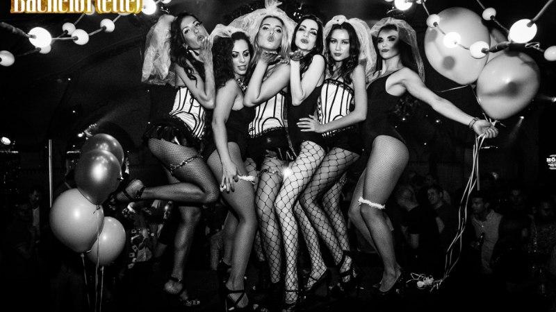 KUUMAD KAADRID: vaata, kuidas klubiõhtul viimast vallalisteõhtut tähistati!
