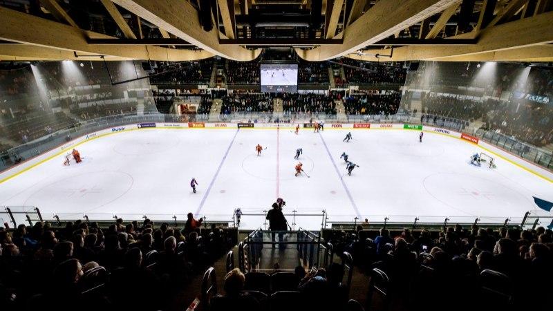 SUUR HOKI TALLINNAS! Helsingi Jokerite kaks KHLi kodumängu toimuvad Tondiraba jäähallis