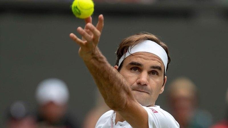 Roger Federer räägib oma iidolitest ja dopingust: teste tehakse liiga vähe!