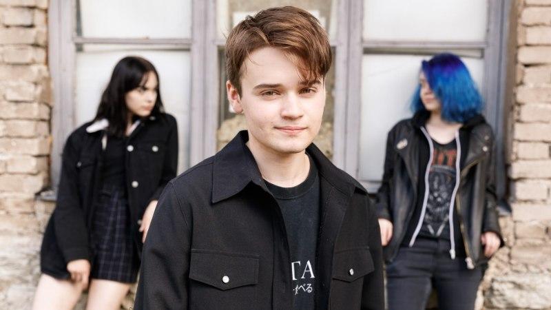 ÕL VIDEOINTERVJUU | Noortebändi poolfinalist Sleeping Youth: muusika tegemine on lahendus probleemidega noortele