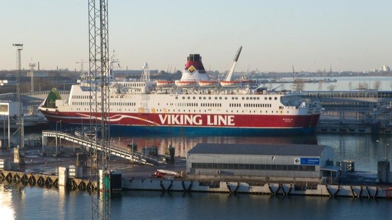 Viking Line'i pardal küpseb tõsine töötüli: ligi 50 töötajat kurdavad töökiusu üle
