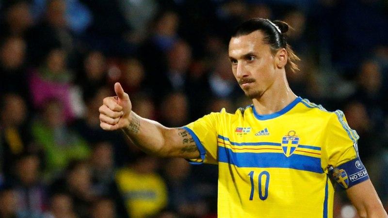 ZLATAN kommenteeris, mida ta arvab Rootsi võiduvõimalustest MMil