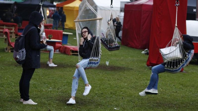 GALERII | Armin van Buuren küttis vihmas ligunenud Õllesummeri külalised hetkega kuumaks
