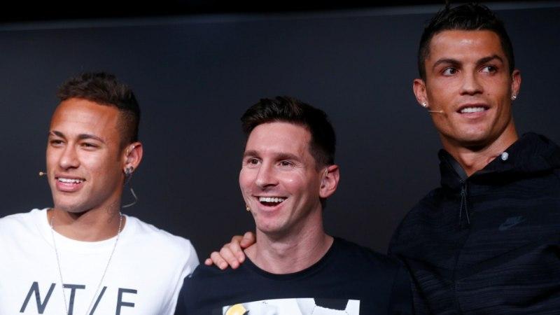 Järgmine...? Viis mängijat, kes võivad Ronaldo-Messi Ballon d'Ori valitsemisaja lõpetada